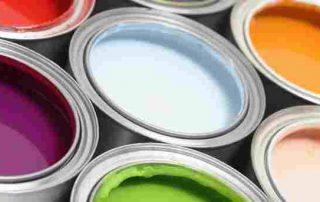 محصولات رنگ و مرکب کیان پترولیوم