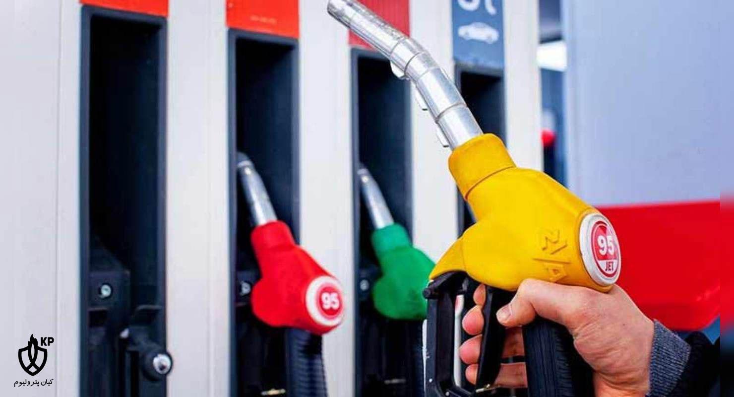 شرایط فروش و آنالیز بنزین